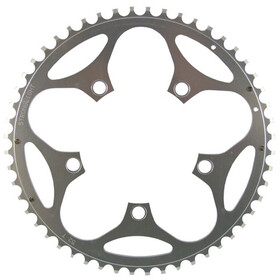 STRONGLIGHT 7075AL Typ 110 Chainring silver on the outside silver
